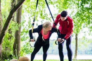 Wuppertal-Massage Workout Sling