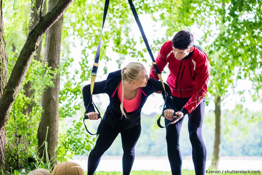 Wuppertal-Massage Workout Sling
