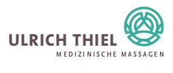 Wuppertal Massage Logo